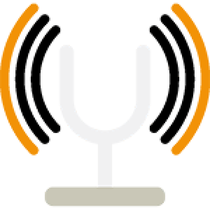 Stimmgabel-Symbol