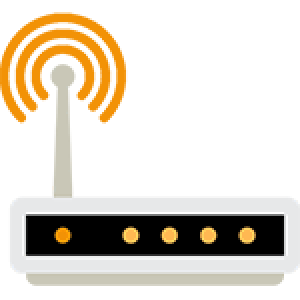 WLAN Router-Symbol | sbt solutions GmbH