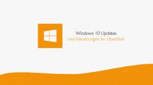 Die besten Windows 10 Updates und Neuerungen im Überblick
